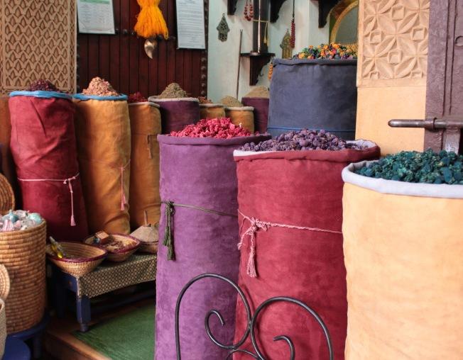 colourful saks