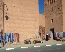 maroccan street