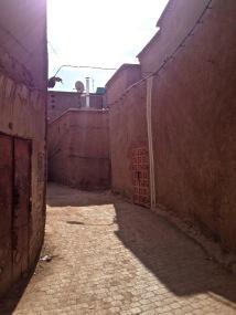 Street in Marrakesh