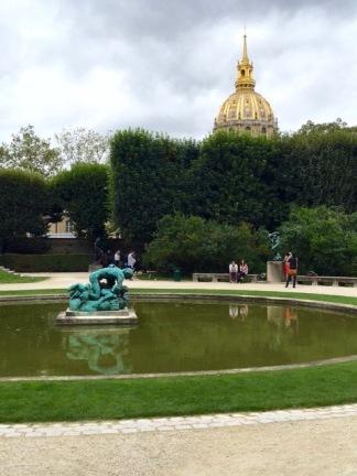 Park, Museum Rodin