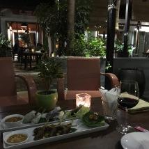 An Cafe lounge food