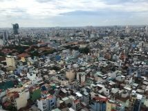 Saigon view